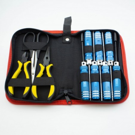 Tool bag - 10 tools