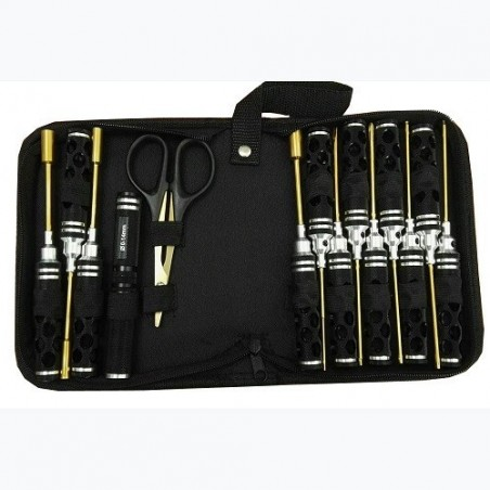 Tool bag - 14 honeycomb tools