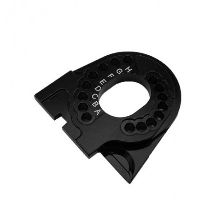 Traxxas TRX-4 aluminum adjustable motor mount