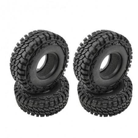 Rocky mountain 1.9 Crawler tires 113mm x4 pcs