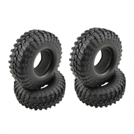 Borderline 1.9 Crawler tires 113mm x4 pcs