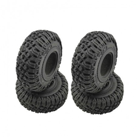 Roundcube 1.9 Crawler tires 120mm x4 pcs