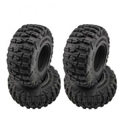 Roundcube 2.2 Crawler tires 120mm x4 pcs