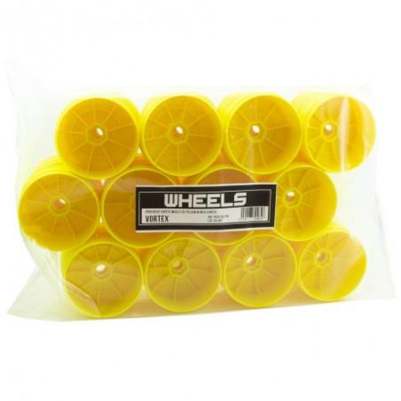 Procircuit Vortex V2 Wheels Yellow in Bulk x24 pcs
