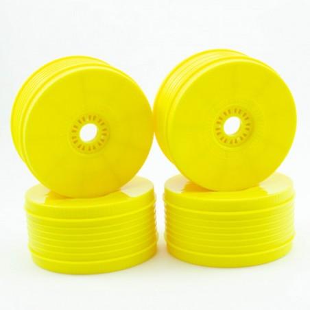 Llantas Procircuit Vortex V2 Amarillas x4 uds.