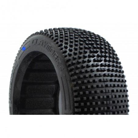 Procircuit Tires Claymore V2 C4 Hard + insert x2 pcs