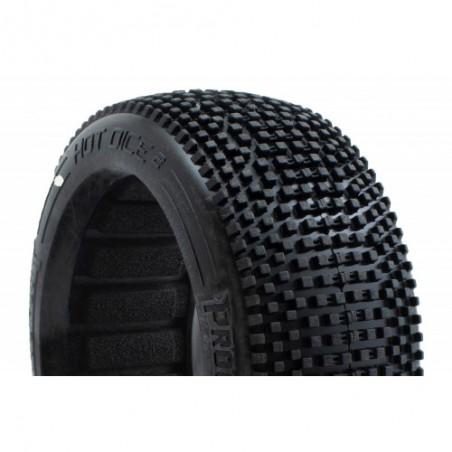 Procircuit Tires Hot Dice V2 C1 Super Soft + inserts x2 pcs