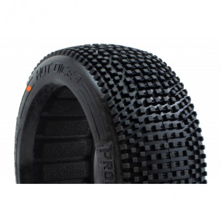 Procircuit Tires Hot Dice V2 C3 Medium + insert x2 pcs