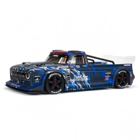 ARRMA Infraction 1/7 All-Road Brushless 6S RTR Blue