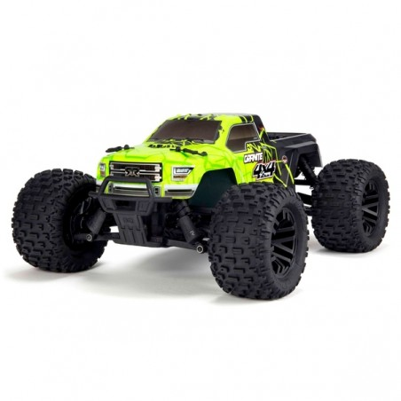 ARRMA Granite 1/10 Monster Truck 550 Brushed RTR - Green