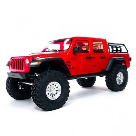 Crawler AXIAL SCX10 III Jeep Gladiator 1/10 RTR - Red