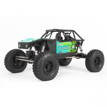 AXIAL Capra 1.9 Unlimited Trail Buggy 1/10 4WD RTR - Blue Green