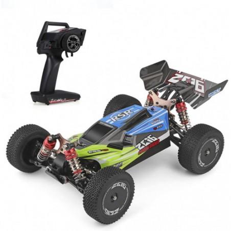 1/14 Buggy WLTOYS 4x4 550 motor 60 kmh RTR Green