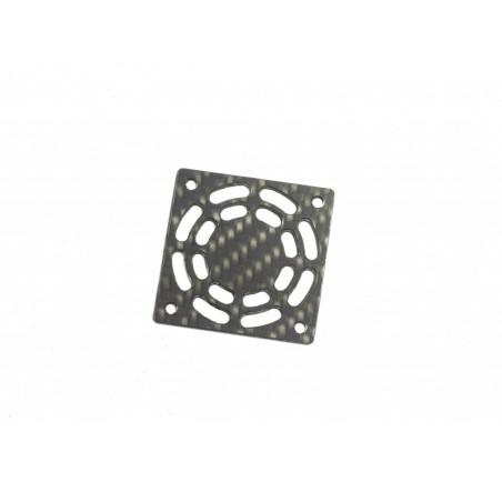 Carbon Fiber 25x25mm Fan cover