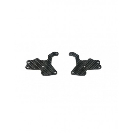 Associated RC8B3.2 Front lower Arm 2mm carbon fiber inserts