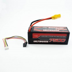 Ultimate Graphene HV LiPo Battery 15,2v 7500mAh 120C XT90