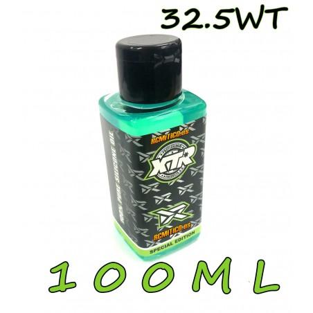 Silicona amortiguador 32.5WT 100ml XTR Ronnefalk Edition