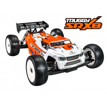 Truggy Serpent SRX8T 1/8 Nitro Kit
