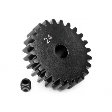 102087 - Pinion Gear 24T Mod. 1