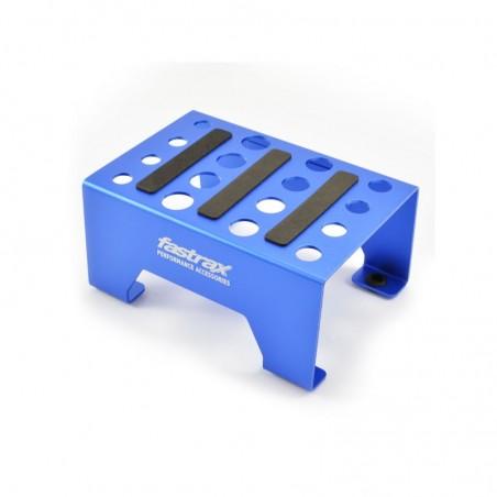 Soporte para coche RC 1/10 - 1/8 Fastrax Azul