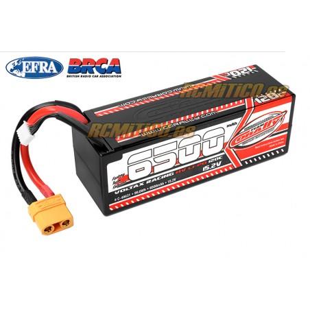 Bateria LiPo 6500 mAh HV 15.2v 4S 120C Voltax XT-90