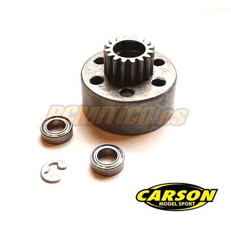 CA105085 - Clutch bell 16T nitro engine Carson Dazzler
