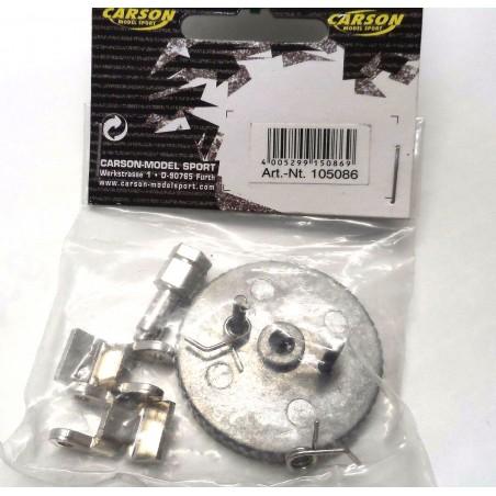 CA105086 - Embrague completo motor nitro Carson Dazzler