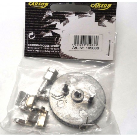 CA105086 - Flywheel Shoes Springs Clutch Set Carson Dazzler