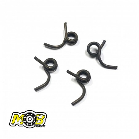 4 Clutch shoe system springs Ministry of Bearing