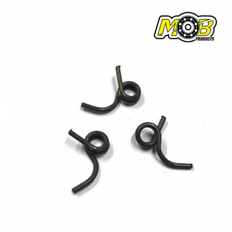 3 Clutch shoe system springs Ministry of Bearing