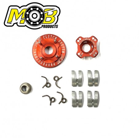 4 shoes Clutch System Aluminum Ministry of Bearing
