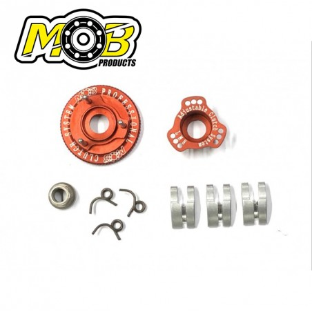 3 shoes Clutch System Aluminum Ministry of Bearing