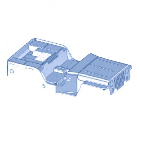 Carroceria Jeep transparente RGT86220-0