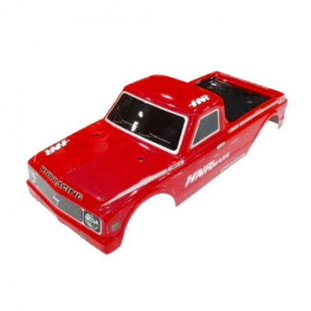 Bodyshell HNR Mars Monster Truck 1/10 Red