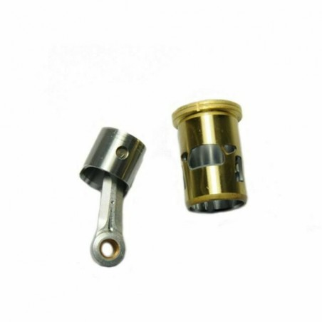 OS Speed 2103 Typer R Piston Sleeve and Conrod