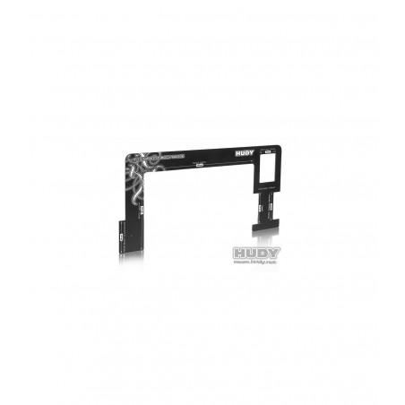 Medidor de caidas ajustable Hudy 110mm
