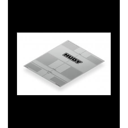 Adhesivo para Tabla Setup 449x562mm 1/8 Off Road