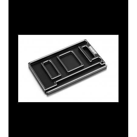Hudy Aluminum tray for setup System