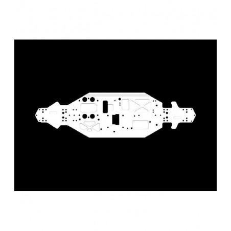 Chasis Serpent SRX8 GT Magnesio