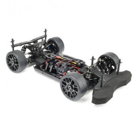 HB Racing RGT8-E On Road Electrico 1/8 GT Competicion