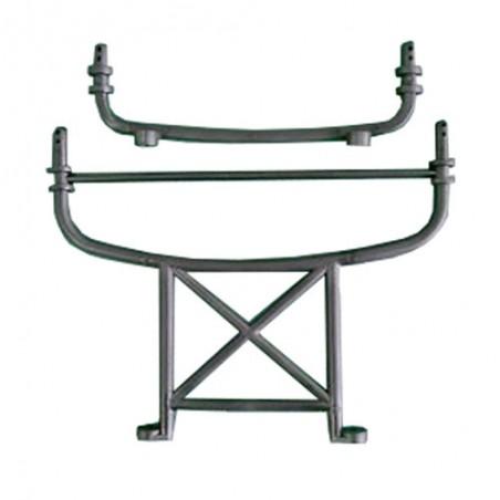 Body posts mount Wl Toys 104311 Jeep Wrangler