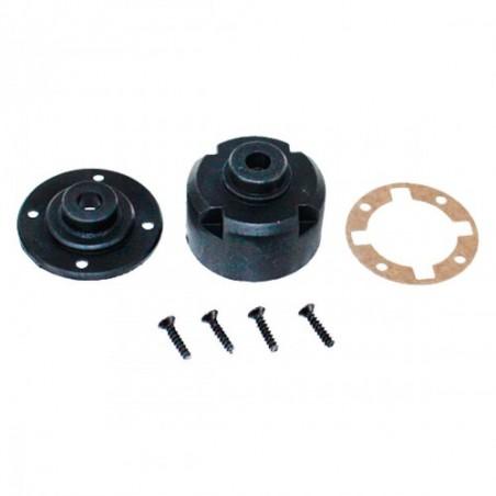 Differential gear box 1/8 BSD