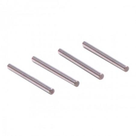 Rear suspension arm pin short 1/8 BSD x4 pcs