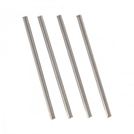 Rear suspension arm pin long 1/8 BSD x4 pcs