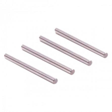 Front suspesion arms pin short 1/8 BSD x4 pcs
