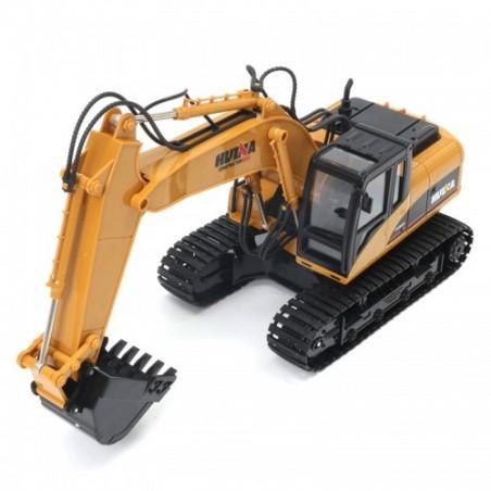 HUINA 1350 1/14 15ch RC Excavator