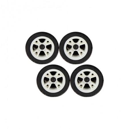 Set ruedas para WLToys A242