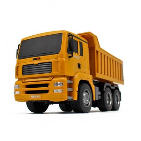 Camion RC con volquete Huina 1332 1/18 6ch