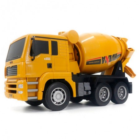 Huina 1333 1/18 6ch RC Mixer Truck