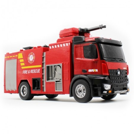 Huina 1562 1/14 22ch Fire Fighting RC Truck